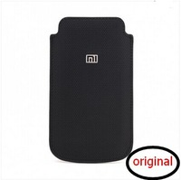 Original Xiaomi leather case removable protective sleeve