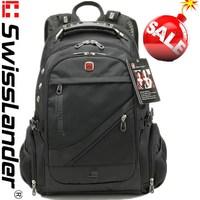 15.6 inch,Brand SwissLander,men laptop backpack,Swiss,swissarmy laptop bag,computer backpacks for notebook,bag for laptops