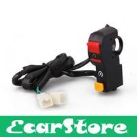 ATV Motorcycle Cluster Light Horn Headlight Switch Motorcross Indicator