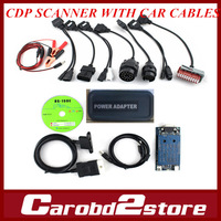 Without Bluetooth TCS CDP PRO Plus with  on cd for CARs+TRUCKs+car cables