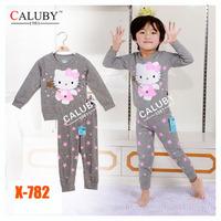 Girls Frozen Sisters Pajamas Sets Kids Autumn -Summer Clothing Set New 2014 Wholesale Children Cartoon ShortSleeve Pyjamas X-695