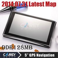 4.3 inch GPS navigation 4GB CE6.0 car gps navigator 128MB GPS430101