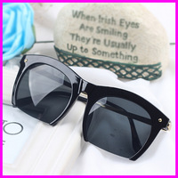 2015 New Fashion Vintage Semi-rimless Sunglasses Women Brand Design Eyeglasses Sun glasses For Women oculos de sol femininos