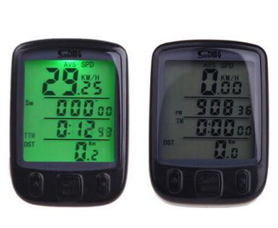 купить  Датчик скорости для велосипеда Bike computer LED A502003  недорого