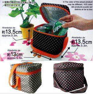 Can cooler bag with foil for picnic small cooler bag bolsa termica pequena thermal bag cooler beer bolsa termica cerveja(China (Mainland))