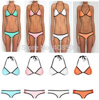 Bikini Swimwear Women 2015 new style sexy hot good quality Swimsuit free Shipping Good Quality gift