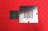 New arrival! BGA Reballing 80mm 80mm FOR PS4 Stencil CXD90026G 0.6mm