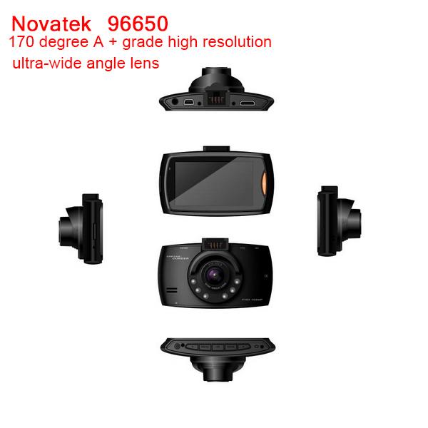 Автомобильный видеорегистратор 111996 G30 96650 DVR HD 1080P G Cam Veicular