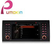 2 Din Car DVD GPS Navigation For BMW E39 X5 M3 M5 E53+DVD Automotivo+Radio+Audio+Stereo+Head Unit+central multimidia Car Styling