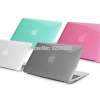 transparente novo caso para for apple macbook air 11,6 13.3/pro 13.3 15.4 pro retina 13 15 polegadas protetor para Ma cbook