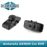Original Ambarella GS9000 Pro Car DVR Video Recorder Vehicle driving Camera 1080P Full HD 2.7'' LCD with GPS truck dash cam