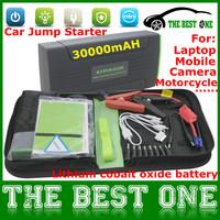 Multi-Function Mini Portable Car Jump Starter 30000mAh Start 12V Car Engine Emergency Battery Power Bank Fast Charge Post Free