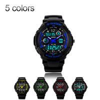Quartz Watch Sports Watches Men Relojes Casual relogio masculino Military fashion Digit watch dive LED dress men wristwatches
