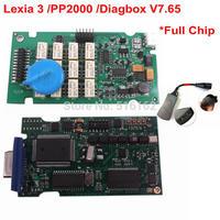 [FHOBD]full chip  for Citroen Peugeot lexia-3 lexia 3 V48 pp2000 V25 with latest diagbox V7.52