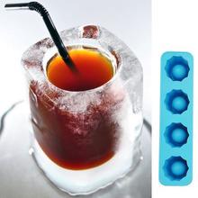 Eiswürfelschale form macht schnapsgläser eisform eiswürfelschale neuheit geschenke Sommer trink-tool(China (Mainland))