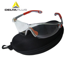 Delta Plus Venitex VULCANO 2 CLEAR Lens Protective Safety Glasses Goggles 101116 with Box Free Shipping(China (Mainland))