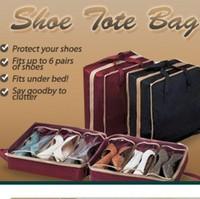 2pcs/lot Free shipping Closet Organizers shoe storage bag H020