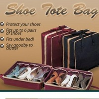 2pcs/lot Free shipping Closet Organizers shoe storage bag H020