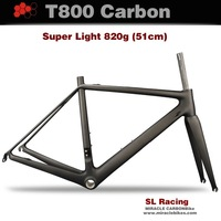 2014 Newest super light Di2 carbon road bike frame+fork+seatpost, carbon fiber road bike frame 49/52/54/56cm