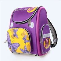 Free Shipping  2014 new children school bags orthopedic backpack school backpack kids backpack mochila infantil