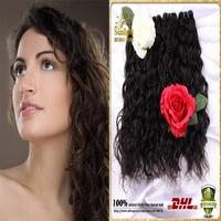 Unprocessed Peruvian Wet and Wavy Human Hair 100g/pc Guangzhou Queen Hair Products True Length Virgin Peruvian Hair Best Vendor