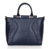 2015 New Tote Women Leather Handbag Smiling Face Shoulder Bag Women Messenger Bags Genuine Leather Crossbody Bag Bolsas