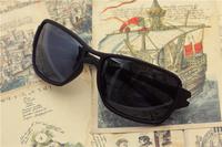 2PCS\LOT NEW 3110A-black Unisex Sport Cycling Glasses Fashion Driving Mirror Fashion sunglasses Free Shipping