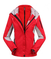outdoors sports hiking& skiing jackets winter women rainproof  warm mammoth camping&hiking windstopper  SnowboardingJackets