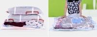Large Space Saver organizer free shipping vacuum bag 3 Size New vacuum storage bag