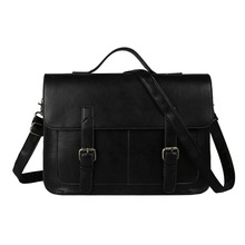 European style Document file Vintage Men Messenger Bags tote Elegant men's briefcases office men's crossbody bags(China (Mainland))