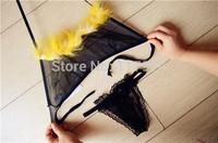 Sexy Lingerie Cleavage Clothing Underwear Bra Set Women Loli Girl Bikini Exposed Breast Transparent See Through Sheer Mesh BKN01