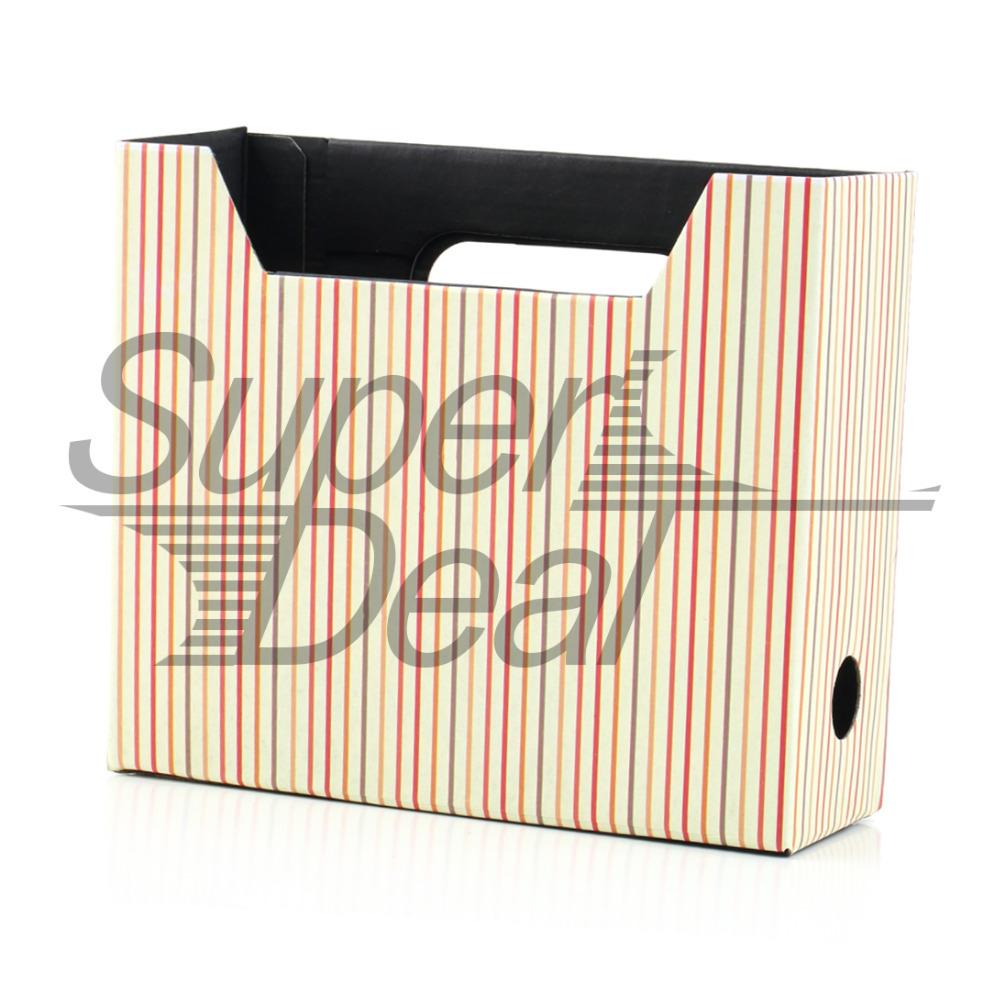 1pcs DIY Paper Board Storage Box Makeup Cosmetic Stationery Decor Organizer(China (Mainland))