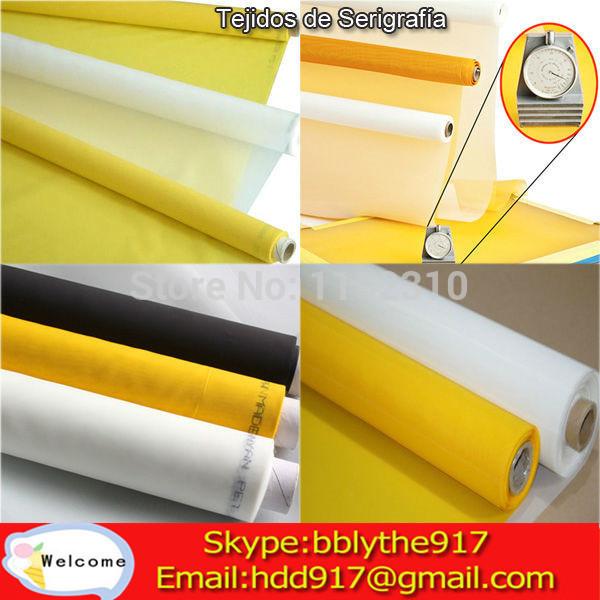 Free shipping 100mesh/39T-55um 165cm monofilament polyester bolting cloth(China (Mainland))