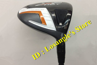 Hot Sale New X2 HOT Golf Driver 10.5 Loft With X 2 HOT Graphite R flex Shafts Golf Wood Clubs 1PC
