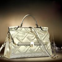 TOP Quality 100% Genuine Leather Handbags Fashion Leather Bags Women Handbag Evening Bags Bolsas Femininas Women Messenger Bags