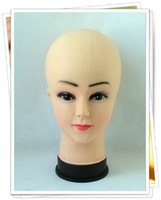 Defect stock 50CM Female Mannequin For wigs,Hats,Hair,Scarf  Display Free Shipping