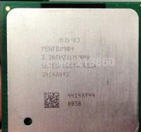 P4 3.2 E core P4 3.2E 1MB 3.20 GHZ 800 MHz 3.2 GHZ Socket 478 CPU Free Shipping