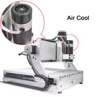 CNC 3040 500W  Air cool engraving machine 3040 CNC Carving Machine 110V/220V Trapezoidal Screw Cutting Machine