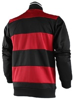 Gemany black/red jacket 2014 2015 football coats soccer jacket men's thai quality winter coat sports jacket training shirts wear