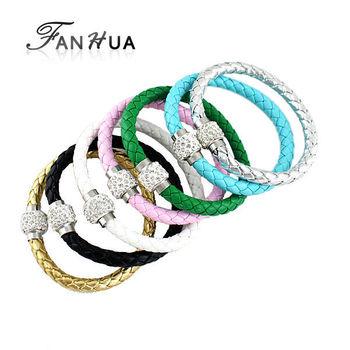 MultiЦвет Braided Rope Bracelets and Bangles 2014 Summer Trendy Designer Bijoux ...