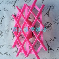 2014 New Product Fondant Cake Decorating Embossing tool Grid Quilt Embosser Cutter Tool