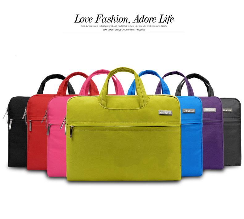 2014 Hot Fashion New 11,12,13,14 15 inch Universal Laptop Ultrabook Notebook Skin Bag &for Macbook Air Pro Sleeve Case Women Men(China (Mainland))