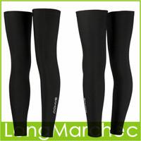 SAHOO Autumn / Winter Elastic Windproof Warm Leg Sleeve Cuff for Outdoor Cycling