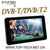 Promotion  --- 7 inch DVB-T2 & DVB-T ( MPEG2 & MPEG4) HDMI Tablet PC Ram1gb Rom8GB