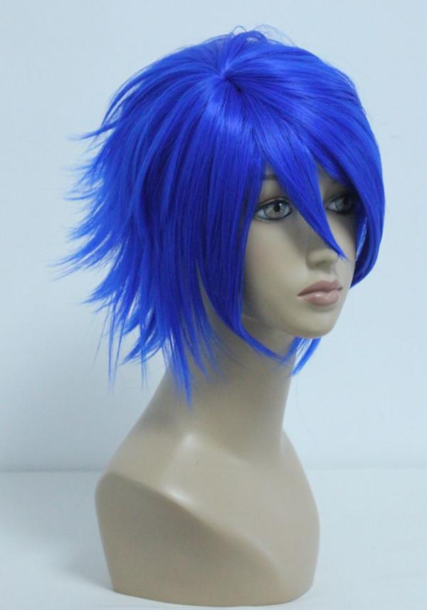 Bright Blue Shorts Bright Blue Vocaloid Kaito