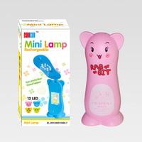 M478  SUPER BRIGHT 12 LED DESK LAMPS Rechargable led Reading Lamp