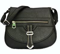 new 2014 women bags women pu leather handbags ladied fashion handbag  women messenger bags black shoulder bag