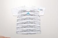 2014Hot free Shipping Retail  baby summer sport t shirt short sleeves clothing sportswear 4pcs/ lot