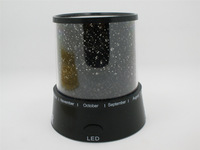 Dreamlike Colorful Star Master Night Light Novelty Amazing LED Sky Star Master Table Light Projector Desk Night Lamp No Battery