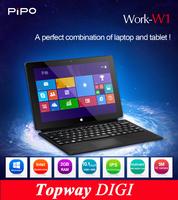 "Tablet PIPO Work-W1 Original Keyboard  Windows 8.1 Intel Quad Core 1.8GHz 10.1"" IPS 1280x800 HDMI OTG Bluetooth 2GB 64GB 2MP/5MP"